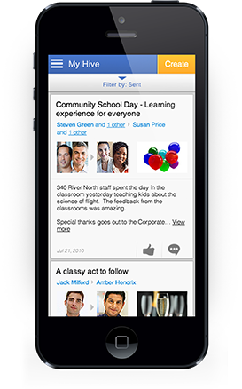 IBM Connections Mobile App