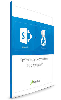 Recognition for SharePoint and Office 365