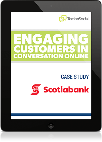 How Scotiabank Engaged Customers In Conversation