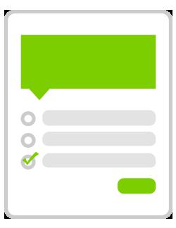 TemboSocial Surveys, Forms and Polls