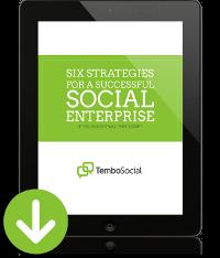 Six Strategies for a Successful Social Enterprise