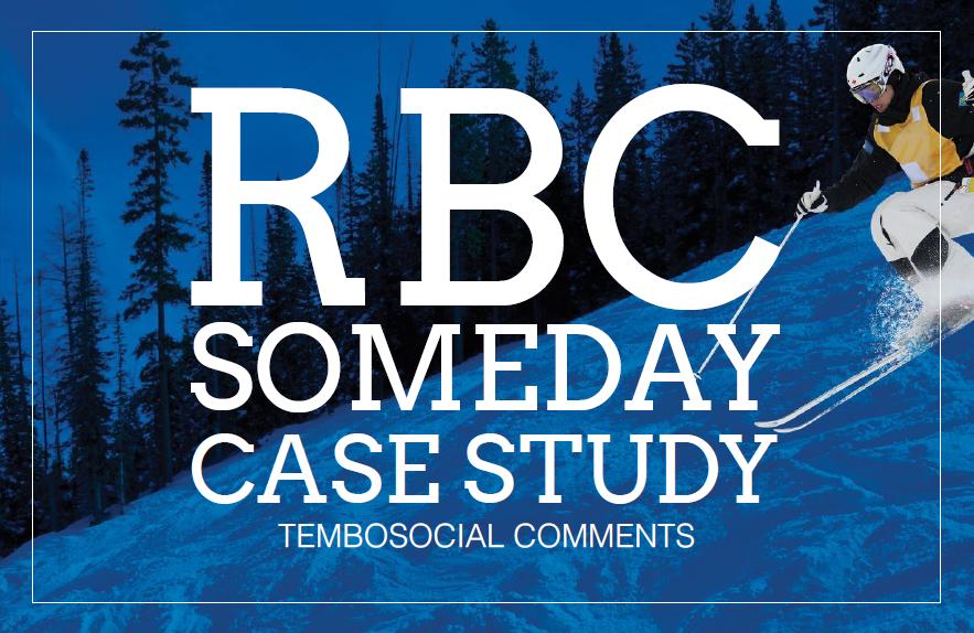 RBC Someday Case Study
