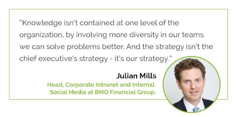Julian Mills, BMO