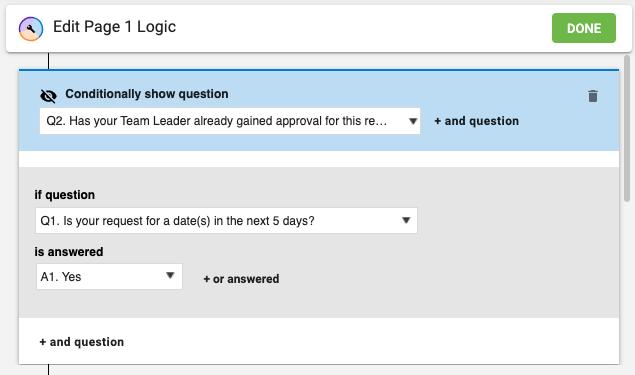 Logic and Branching