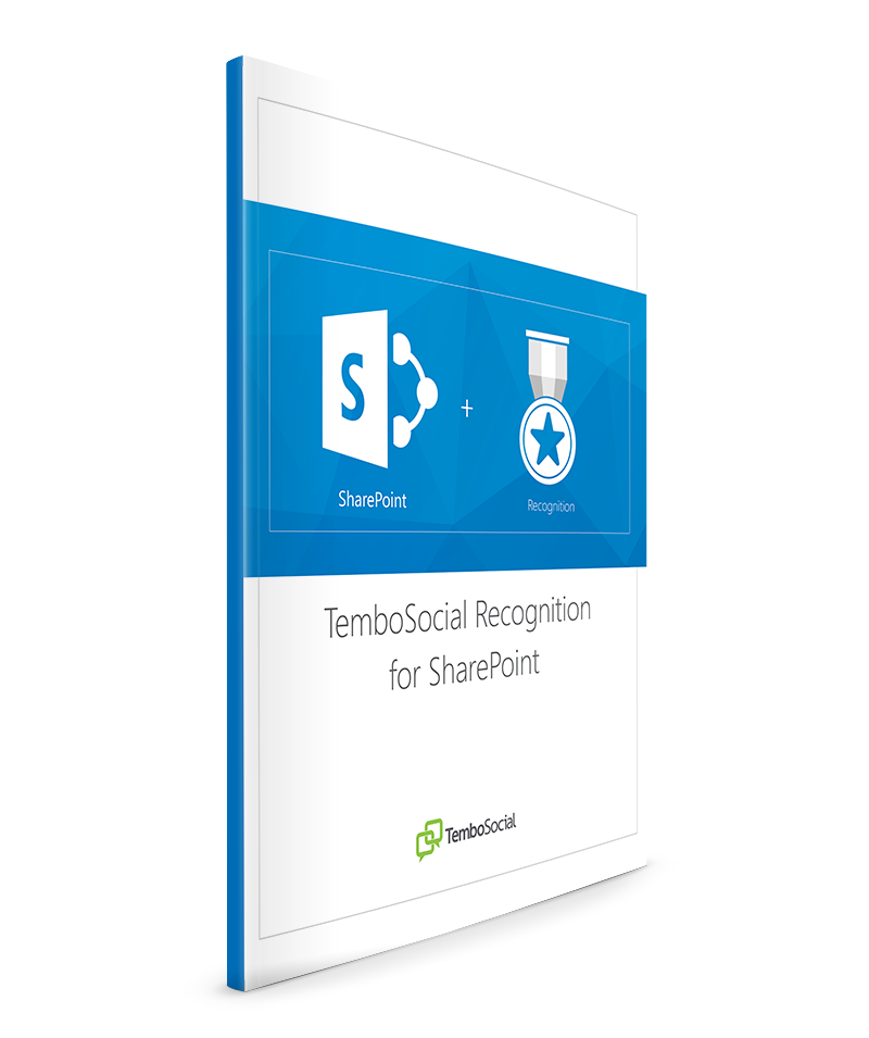 TemboSocial Recognition for SharePoint and Office 265
