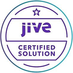 Jive Certified Solution
