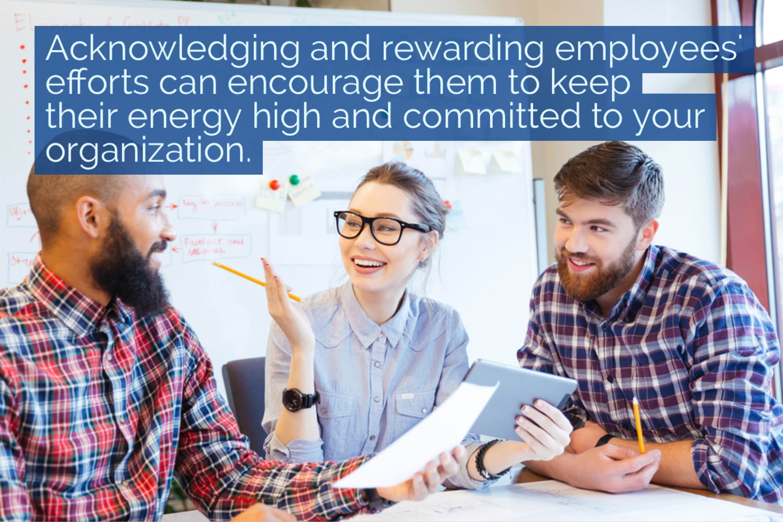 How to inspire high employee performance during tough times